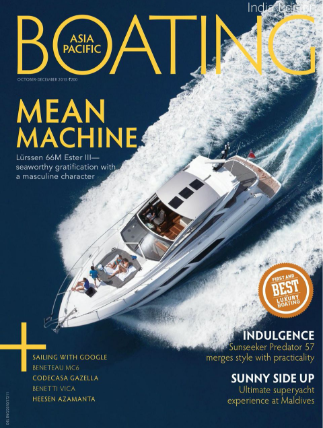 asia pacific boating magazine archive