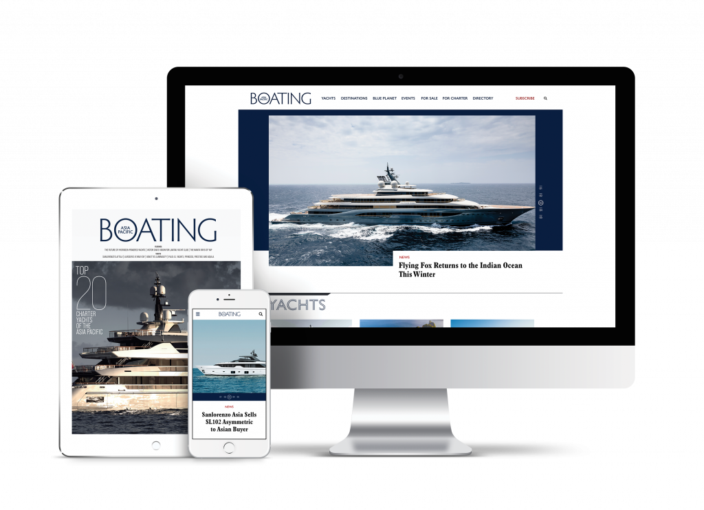 Asia-Pacific Boating new website launch