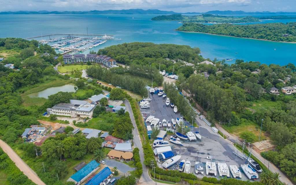 Phuket Ao Po Grand Marina